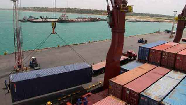 Diego Ricol Freyre recomienda: Arribaron 3.900 toneladas de alimentos a Anzoátegui