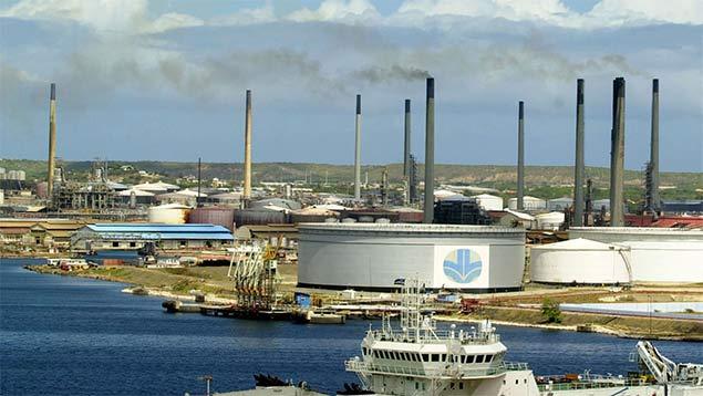 Diego Ricol Freyre recomienda: Curazao firma pre-acuerdo con firma china para operar refinería Isla