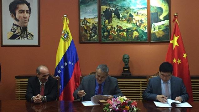 Diego Ricol Freyre recomienda: Venezuela y China instalarán ocho subcomisiones para potenciar capacidades productivas