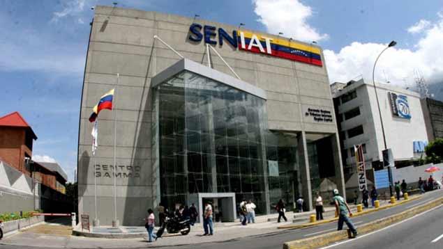 Diego Ricol Freyre recomienda: Seniat supera meta de recaudación de 2016 con más de Bs. 3 billones