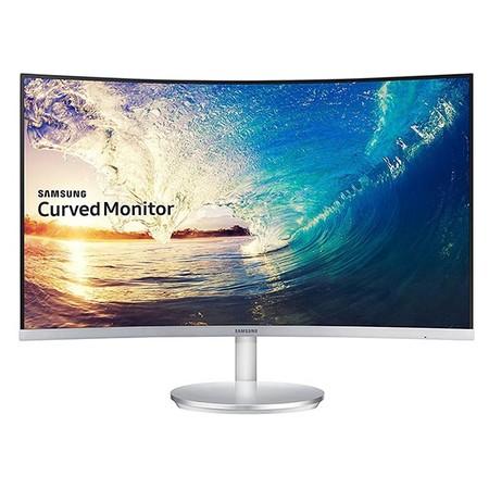 Diego Ricol recomienda: un estilizado monitor curvo Full HD de 27 pulgadas que MediaMarkt nos deja en 199 euros en su Red Night