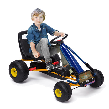 Diego Ricol recomienda: En eBay tenemos este Go Kart Karts a pedales por 62,99 euros y envío gratis