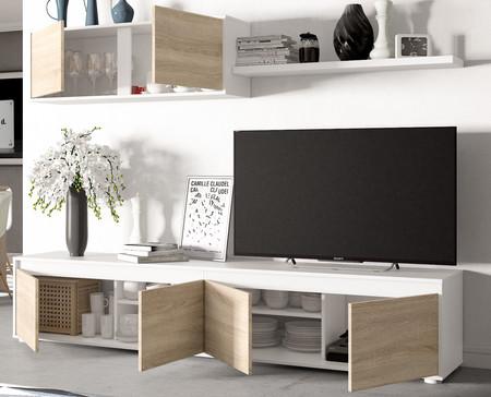 Diego Ricol recomienda: Por 319 euros podemos decorar todo nuestro salón con este pack de muebles en eBay